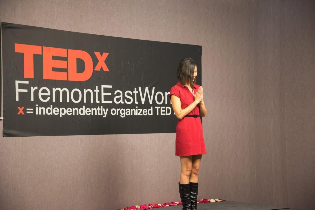 TEDx Talk – Speaker Christina Aldan
