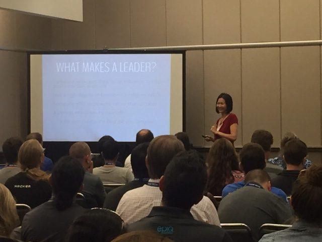 Kansas City Developers Conference Leadership Talk