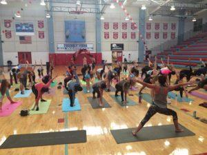 TRY - Trauma Recovery Yoga