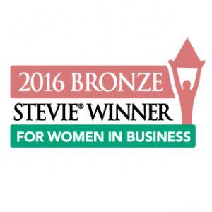 Christina Aldan Wins Bronze Stevie® Award In 2016 Stevie Awards For Women In Business
