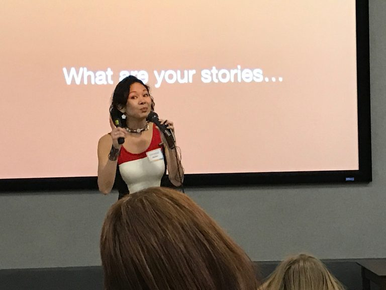 What's Your Story Event