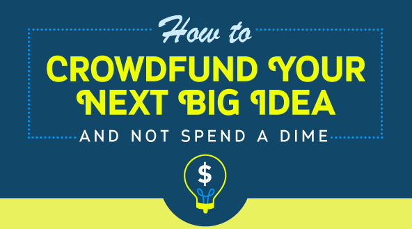 How to Crowdfund Your Next Big Idea (And Not Spend A Dime)