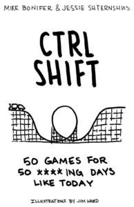 Ctrl Shift Jessie Shternshus