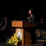 Commencement 2017 NSC Speaker Christina Aldan