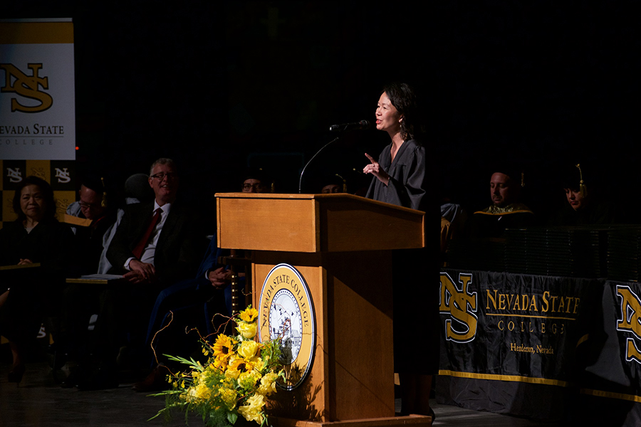 Nevada State College Commencement Address