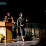 Commencement 2017 Bart Patterson Speaker Christina Aldan