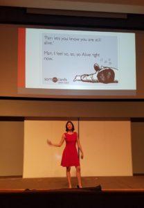 Christina Aldan KalX Speaker 2017