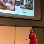 Christina Aldan KalamazooX Speaker