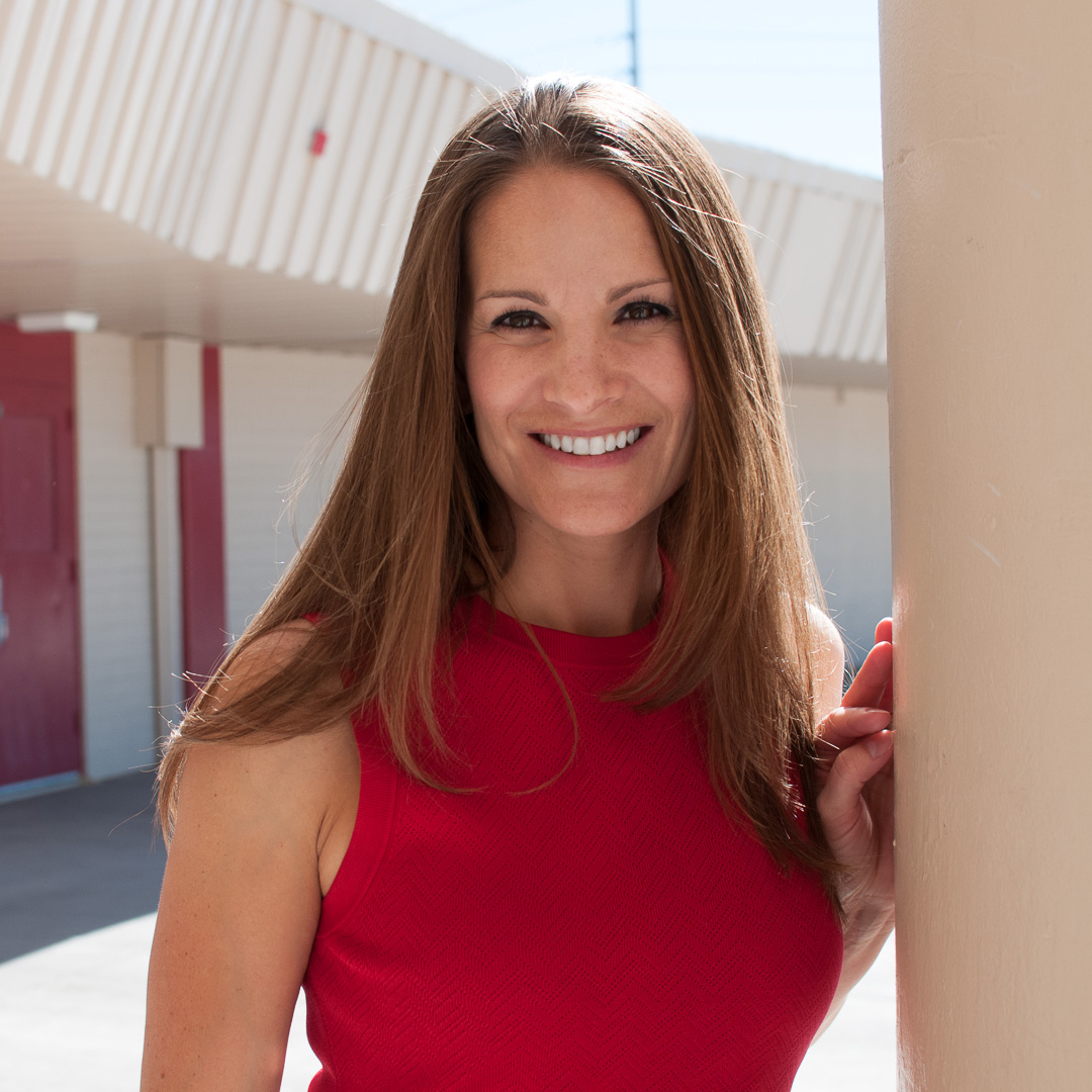 63 – Luckygirl: A Bite Sized Podcast with guest Sandi Herrera | Education