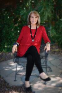 Author and acupuncturist Stephanie Jordan