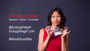 Keynote Speaker Trainer Christina Aldan