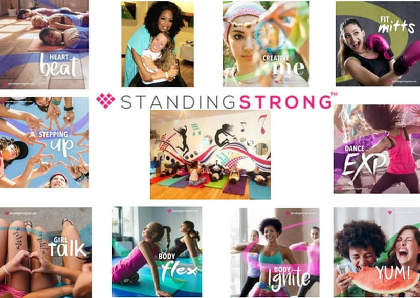 81 – – Luckygirl: A Bite-Sized Podcast | Regina Bailey – Standing Strong