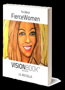 FierceWomen VisionBook 2nd edition