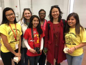 FierceWomen Project Girls in Technology CCSD