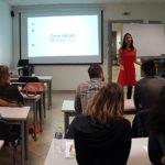 Trainer Christina Aldan emotional intelligence eq