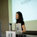 Christina Aldan international keynote tech speaker