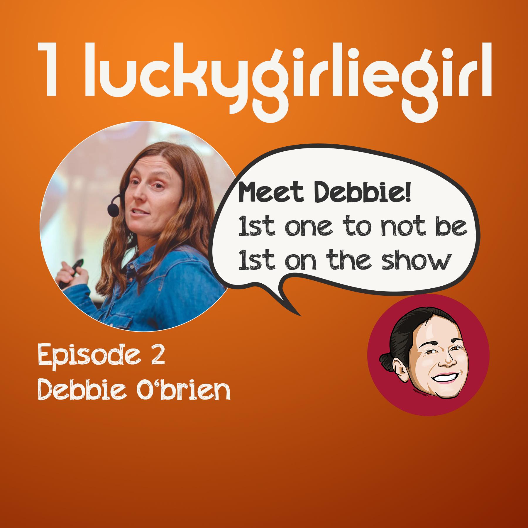 02 – Debbie O'Brien – Speaking to an Online Audience