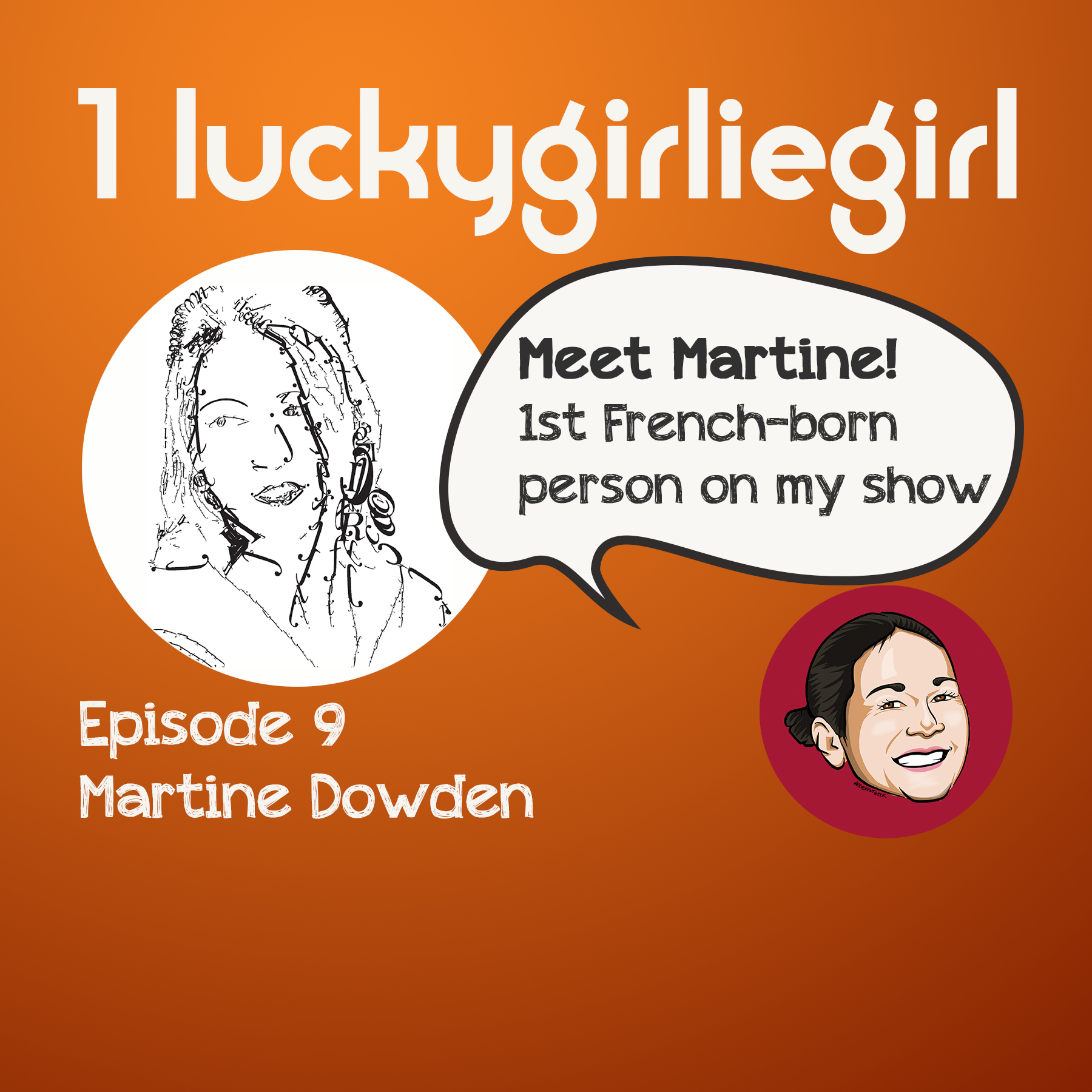 09 – Martine Dowden – Cussing and working with your partner (not always at the same time)