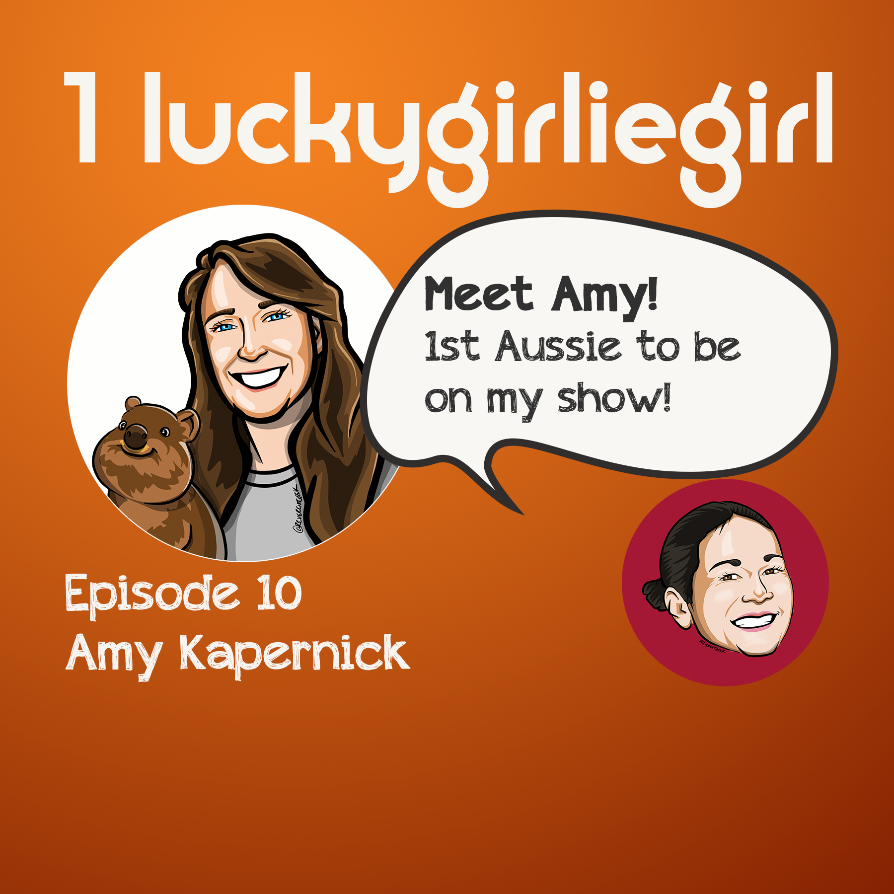 10 – Amy Kapernick